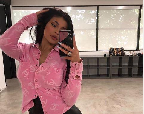 FOTO/Kylie Jenner, Instagram