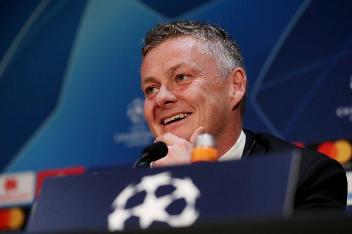 Ole Gunnar Solskjaer (Manchester United)/Foto REUTERS