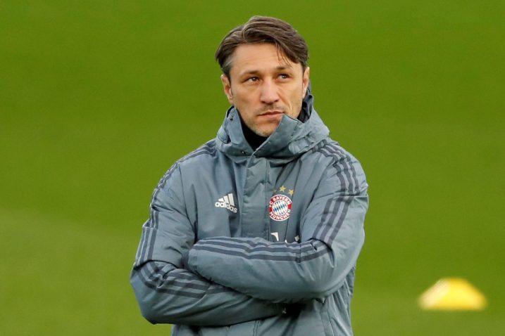 Niko Kovač (Bayern)/Foto REUTERS