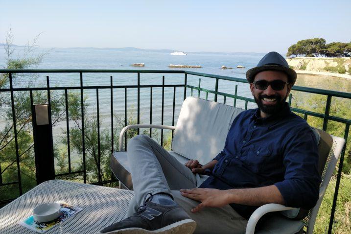 Balki u jednom od najdražih mjesta u Splitu za jutarnju kavu i cijeđeni sok