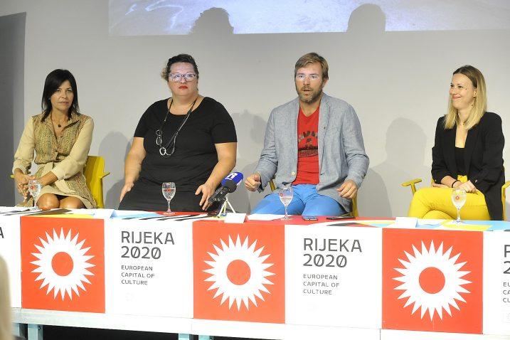 Sonja Šišić, Emina Višnić, Ivan Šarar i Iva Kelentrić / Foto Sergej DRECHSLER