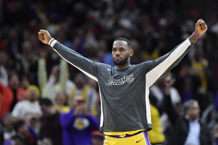 LeBron James/Foto REUTERS