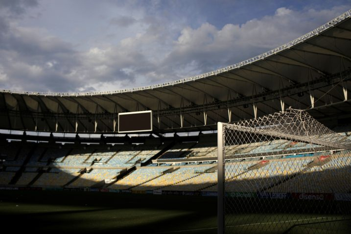 Stadion Maracana/Foto REUTERS
