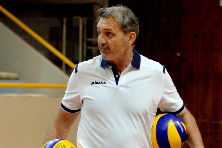 Leo Barić, novi trener Riječanki/Foto Arhiva NL