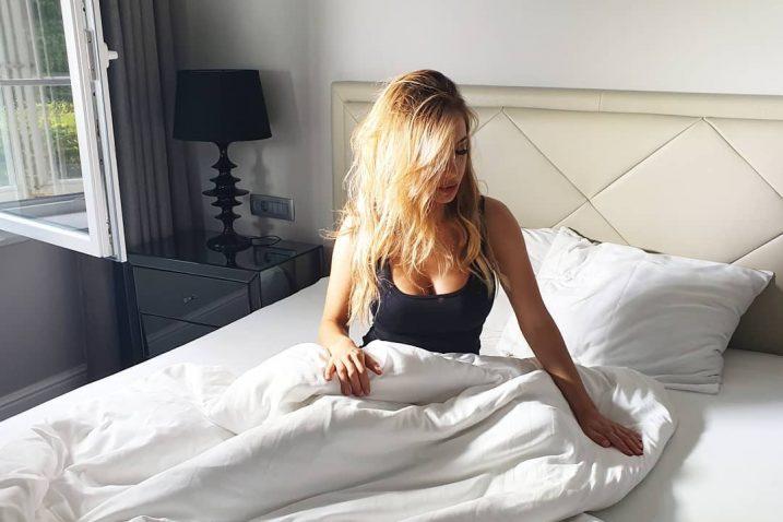 Foto Screenshot Instagram Lidija Bačić