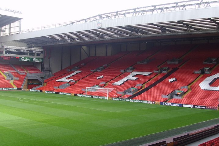Anfield Road/Foto REUTERS