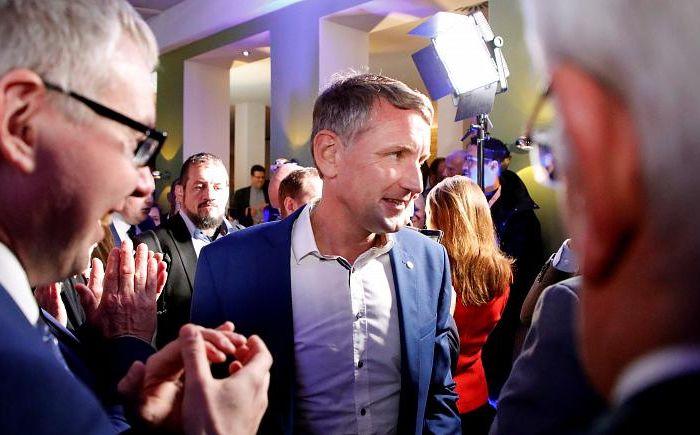 Björn Höcke (AfD), foto: REUTERS