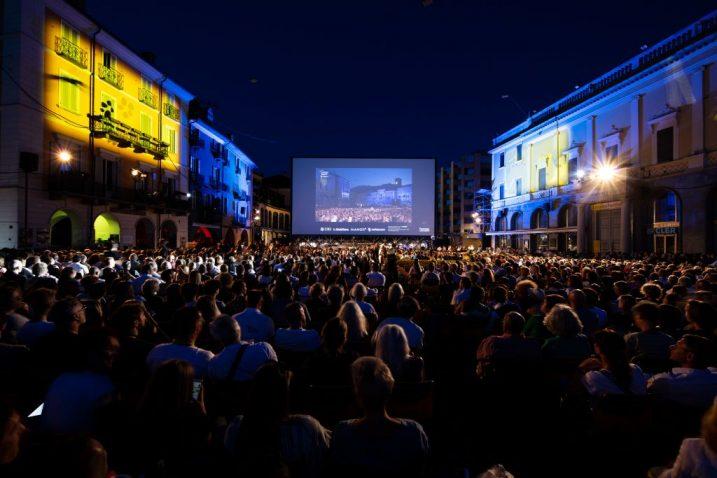 Otvaranje festivala na Piazzi Grande