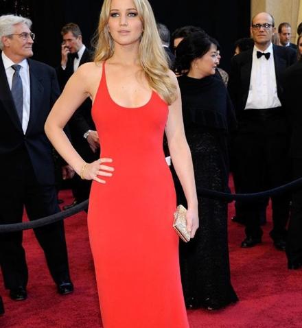 FOTO/Instagram, Jennifer Lawrence 2013.