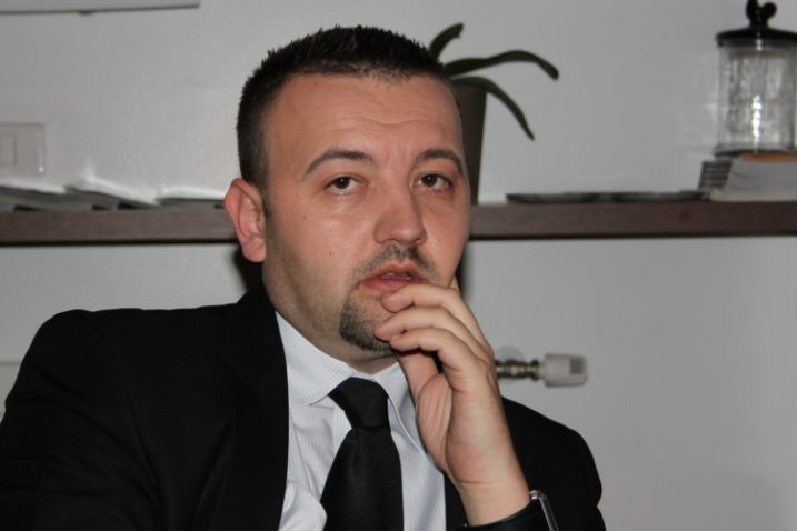 Predsjednik Hrvatske konzervativne stranke (HKS)  Marijan Pavliček