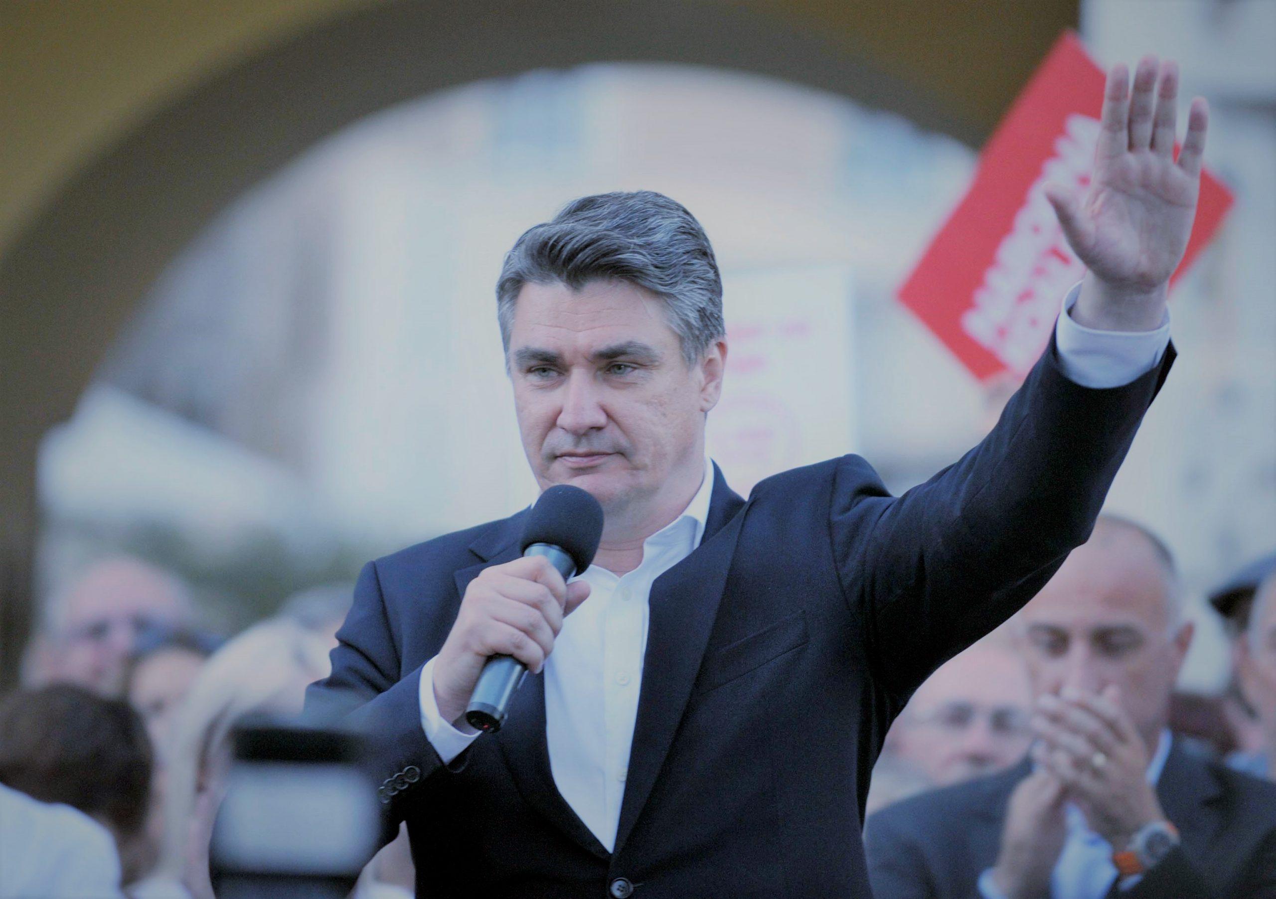 Zoran Milanović, Foto: Novi list