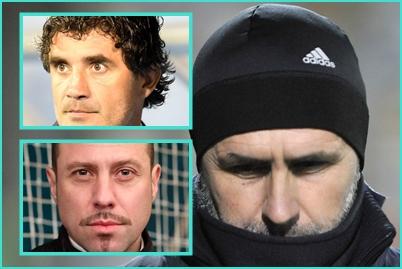Nenad Bjelica, Zoran Mamić i Igor Jovićević/Foto Arhiva NL/Foto PIXSELL