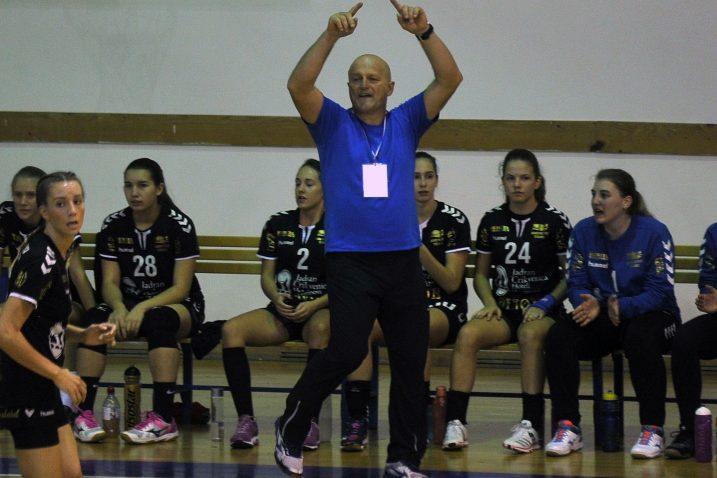 Mladen Prskalo, trener Murvice/Foto Arhiva NL