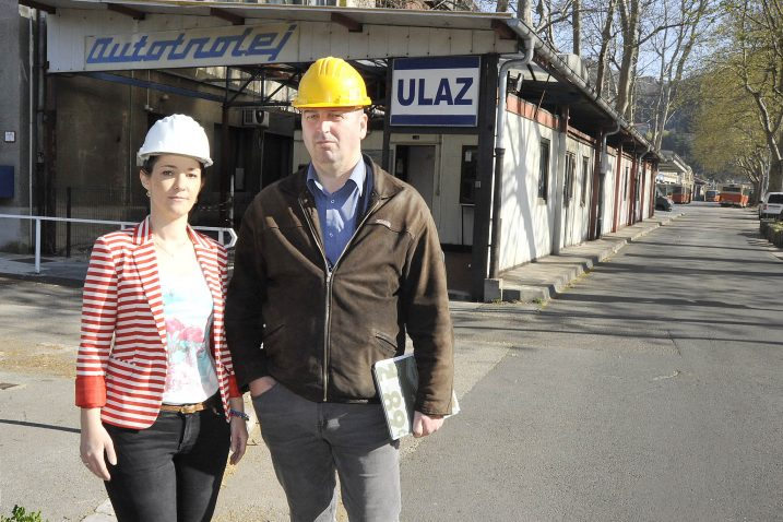 Petra Mandić i Josip Kukuljan / Foto: S. DRECHSLER