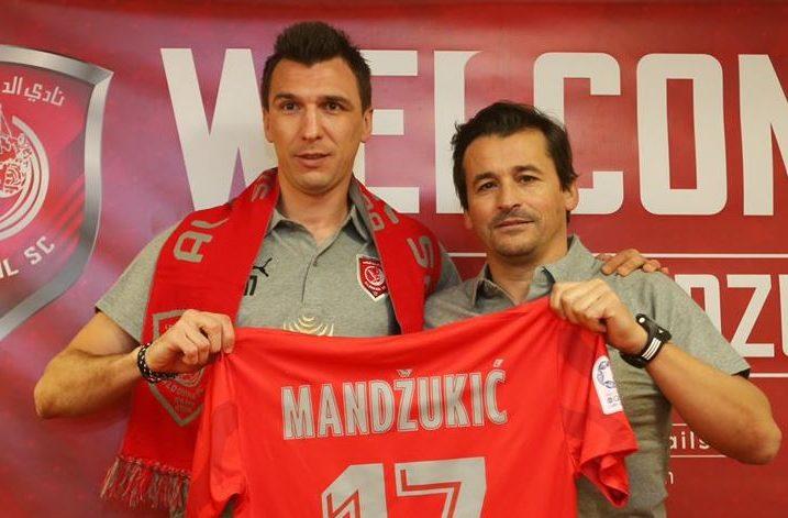 Mario Mandžukić/Foto Twitter