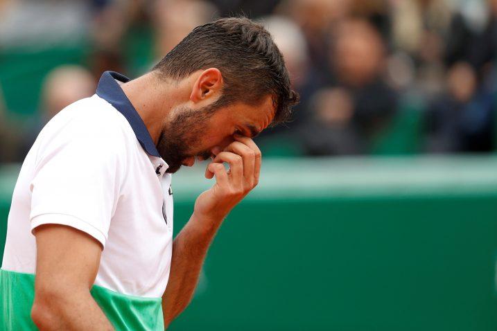 Marin Čilić/Foto REUTERS