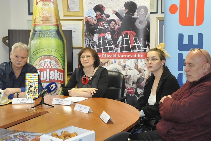 Vili Stojšić, Ines Boban Štiglić, Irina Vlakić i Ivo Vidotto / Foto  S. DRECHSLER