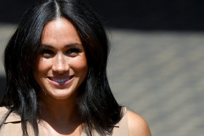 Meghan Markle /REUTERS