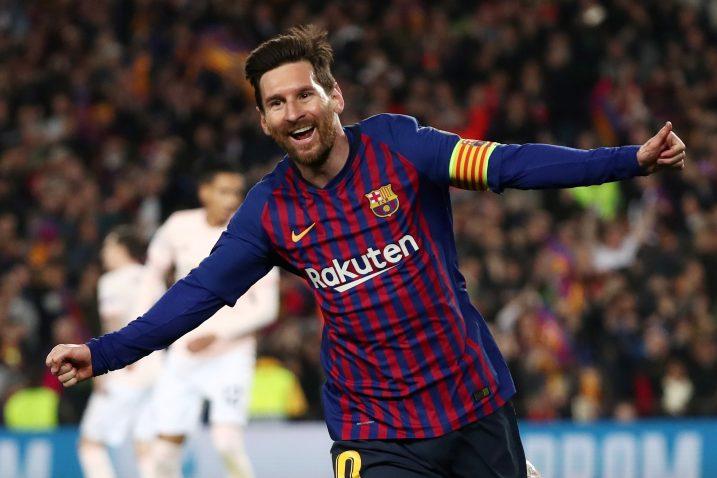 Lionel Messi/Foto REUTERS
