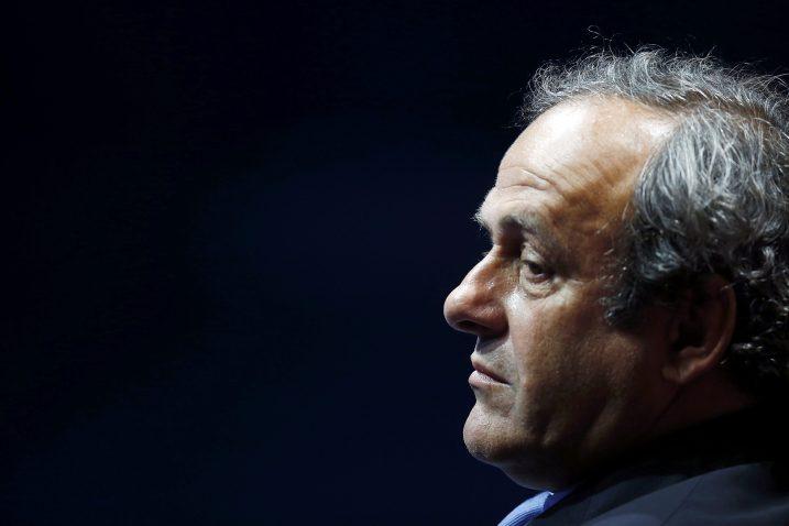 Michel Platini Foto REUTERS