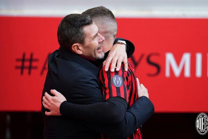 Zvone Boban i Ante Rebić/Foto REUTERS