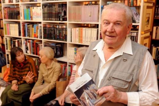 Srećko Cuculić na predstavljanju nove knjige / Foto: M. GRACIN