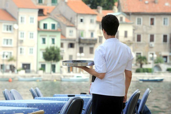 Austrijski hoteli i restorani nude bolje uvjete hrvatskim radnicima   Foto/ Sergej DRECHSLER