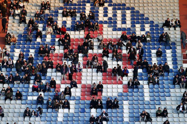 Na Poljudu se uskoro sastaju Hajduk i Dinamo/Foto PIXSELL
