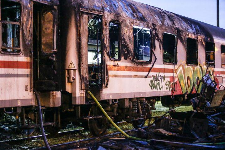 Ilustracija (ne prikazuje vlak iz teksta) / Foto Igor Šoban/Pixsell