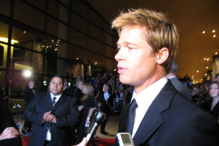 FOTO/Brad Pitt, Wikipedija