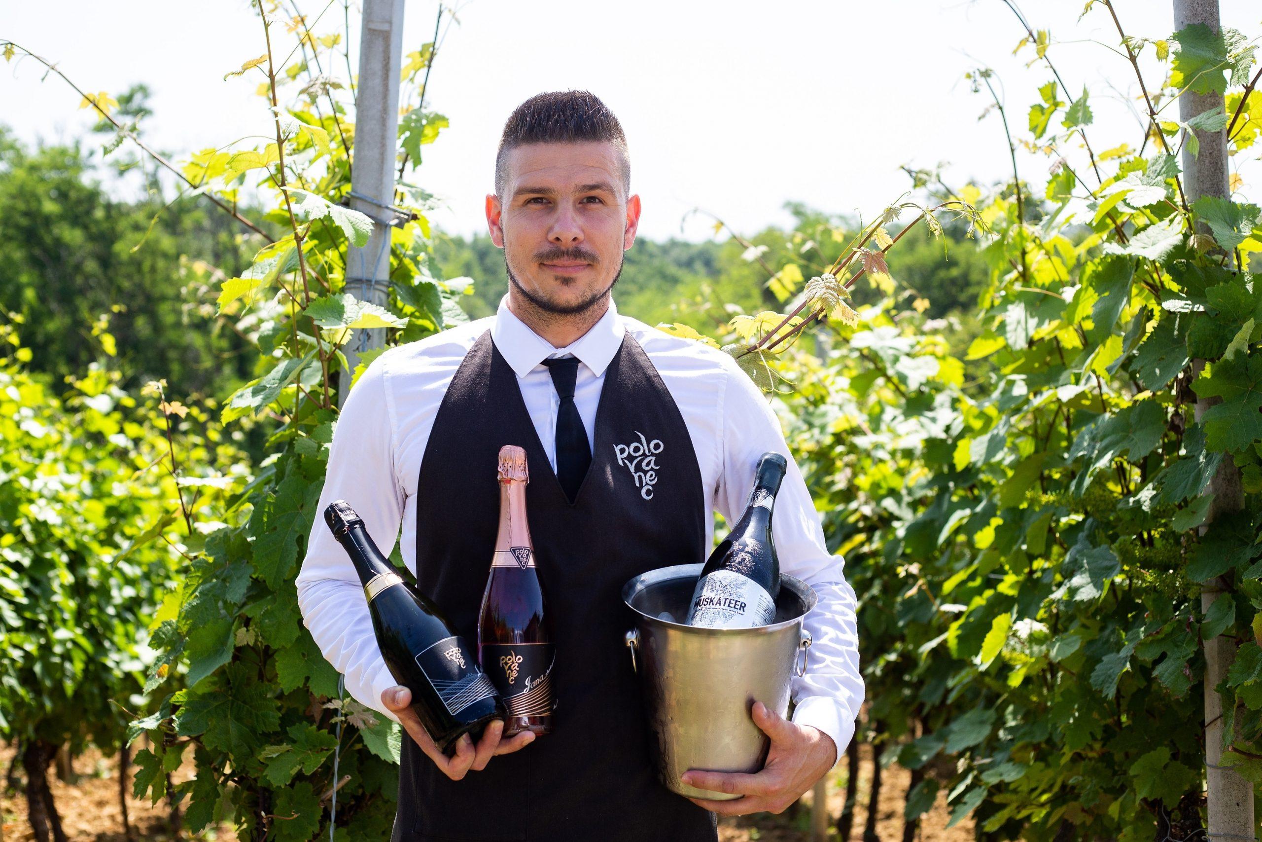 Predstavljeni su i drugi proizvodi vinarije Polovanec