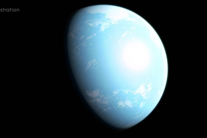 FOTO/Kako bi mogao izgledati planet, NASA's Goddard Space Flight Center/Chris Smith