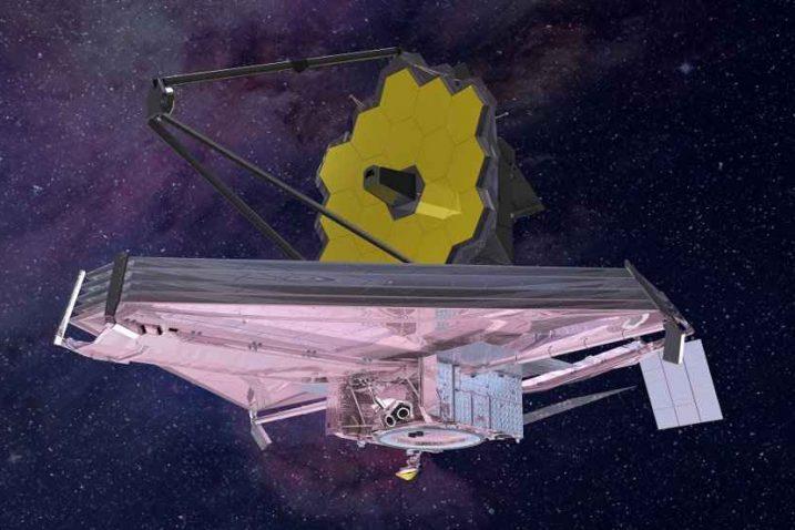 Foto Nasa, James Webb telescope