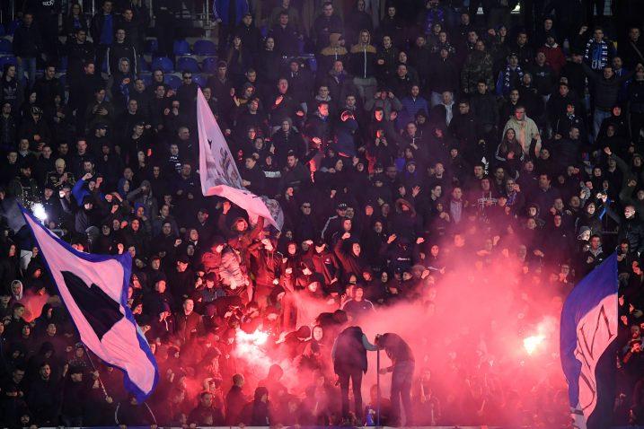 Modri će uživati veliku navijačku podršku/ M. LUKUNIĆ/PIXSELL