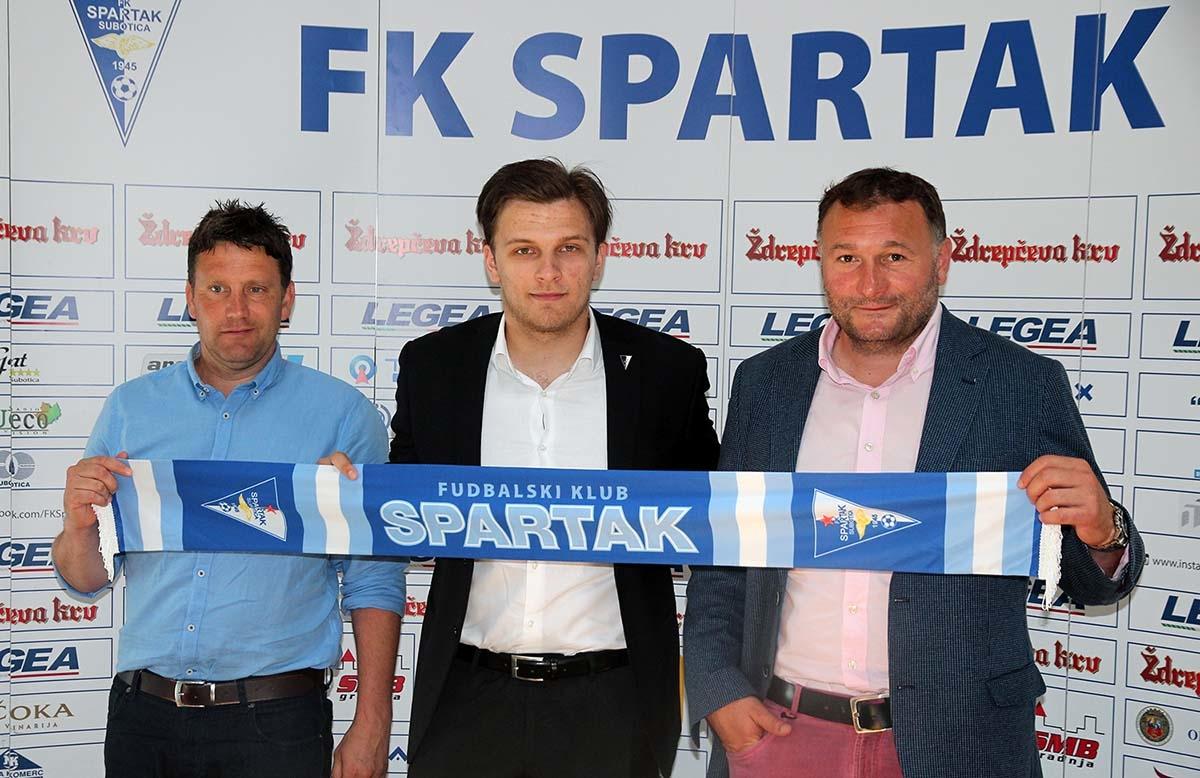 Ivica Francišković, Nikola Simović i Nebojša Vučković/