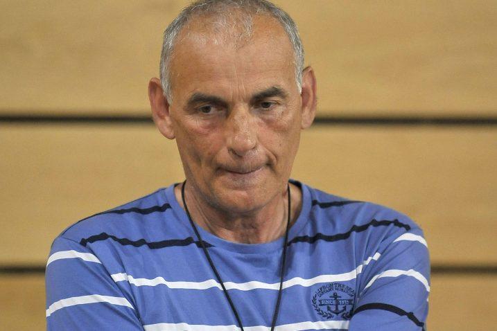 Nedeljko Lalić, trener Zameta/Foto Arhiva NL