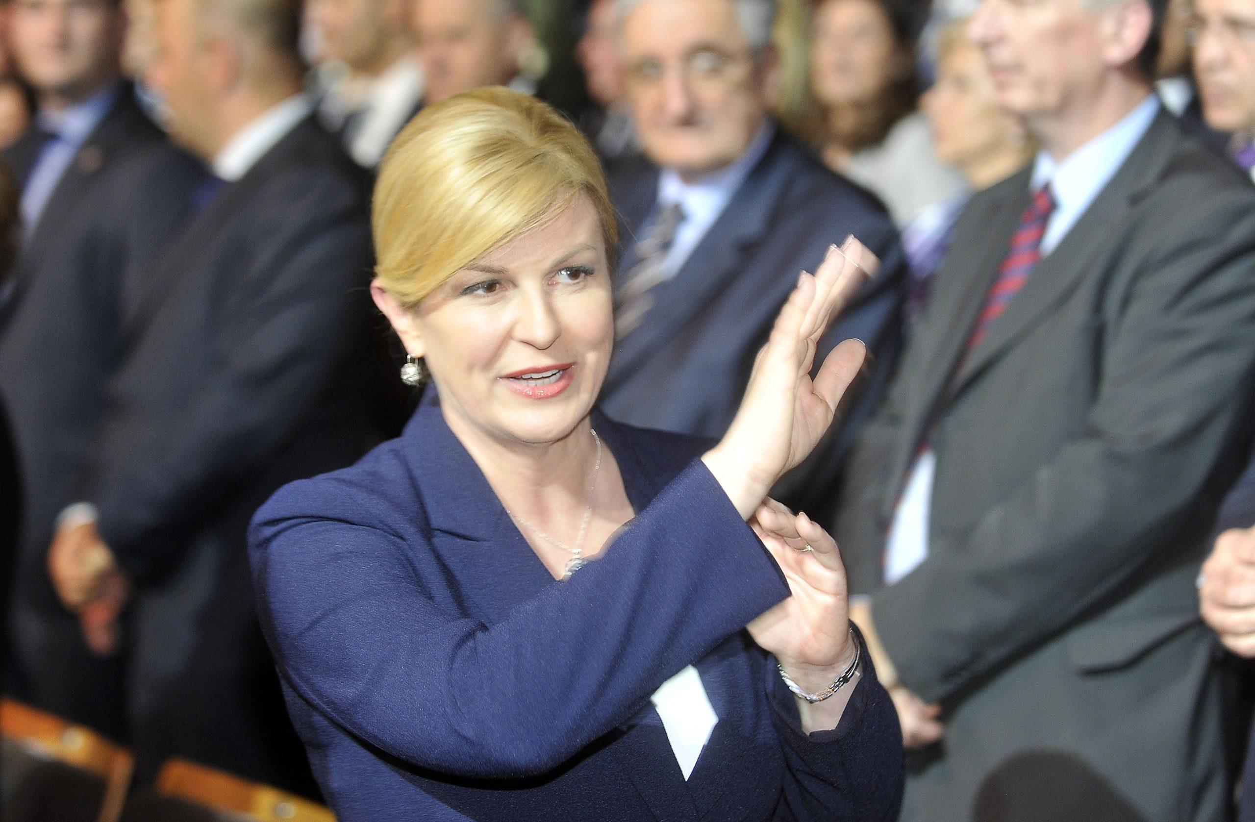 Kolinda Grabar-Kitarović / Foto: D. KOVAČEVIĆ