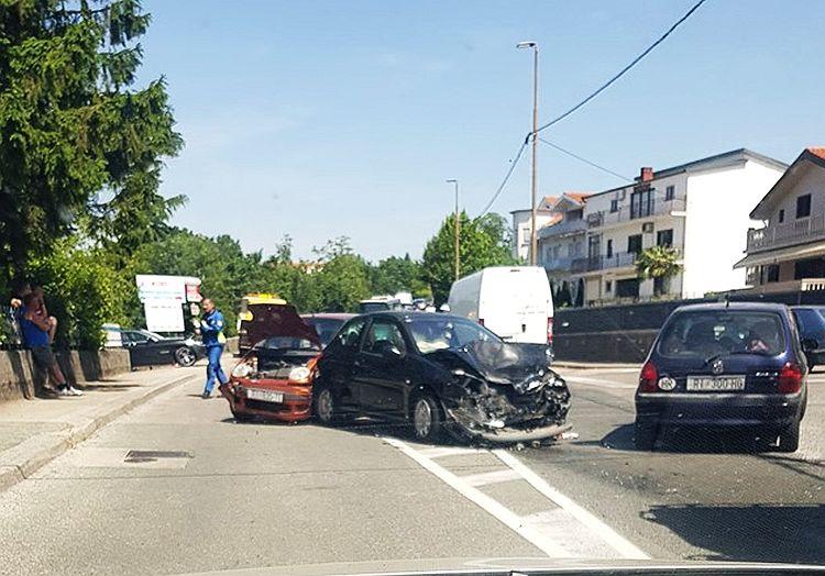 foto: Facebook / Problemi u prometu - Rijeka i okolica