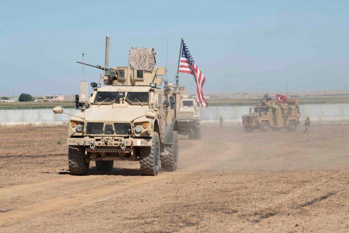 Foto U.S. Army/Spc. Alec Dionne/Handout via REUTERS