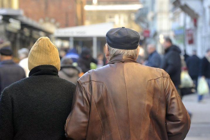 Matici umirovljenika PGŽ-a planirane su u 2020. godini 223 tisuće kuna / Snimio Sergej DRECHSLER