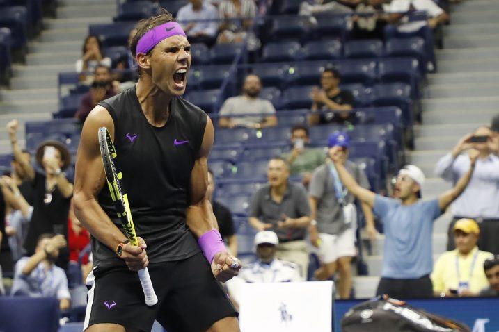 Rafael Nadal / Foto: REUTERS
