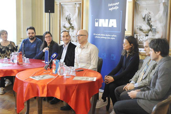 S jučerašnje konferencije za novinare/ Foto: S. Drechsler