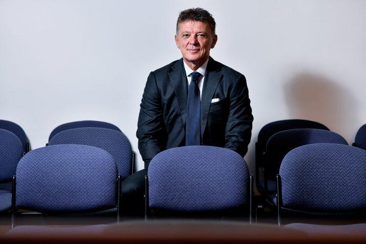 Predsjednik Zupanijskog suda u Zagrebu Ivan Turudic.  Photo: Sandra Simunovic/PIXSELL