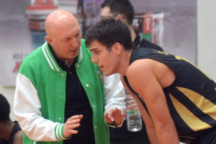Damir Rajković i Nik Slavica/Foto Arhiva NL