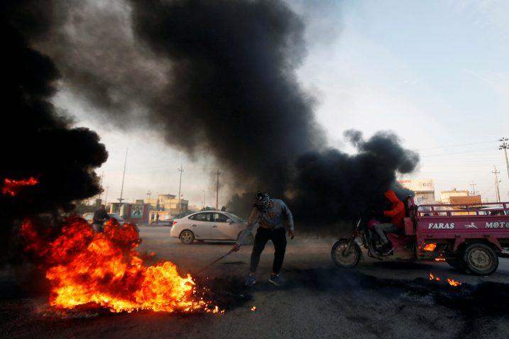 FOTO/REUTERS, Basra, Iraq