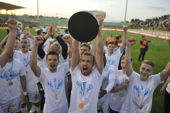 Zoran Kvržić i suigrači iz Rijeke brane naslov osvajača Kupa Hrvatske/Foto Arhiva NL