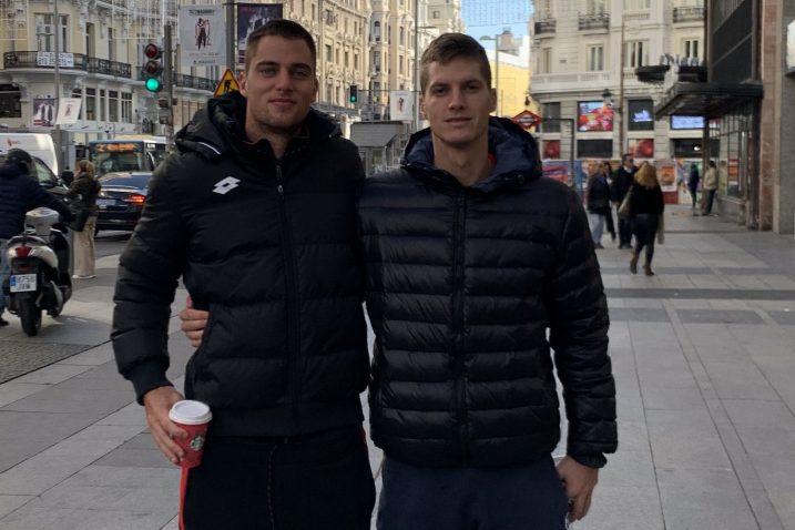 Borna Gojo i Nino Serdarušić/Z. HORVAT