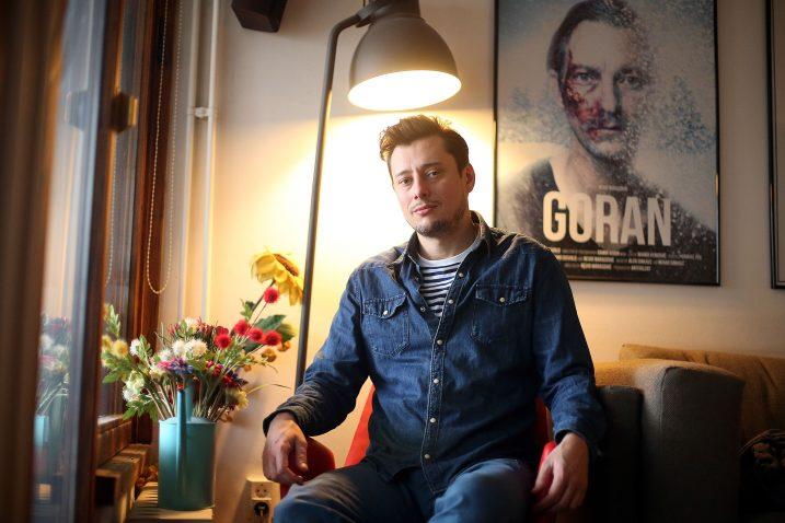 Nevio Marasović, hrvatski redatelj i scenarist / Goran Stanzl/PIXSELL