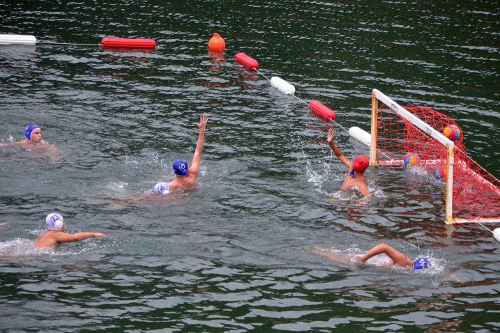 Vaterpolske atrakcije na Lokvarskom jezeru
