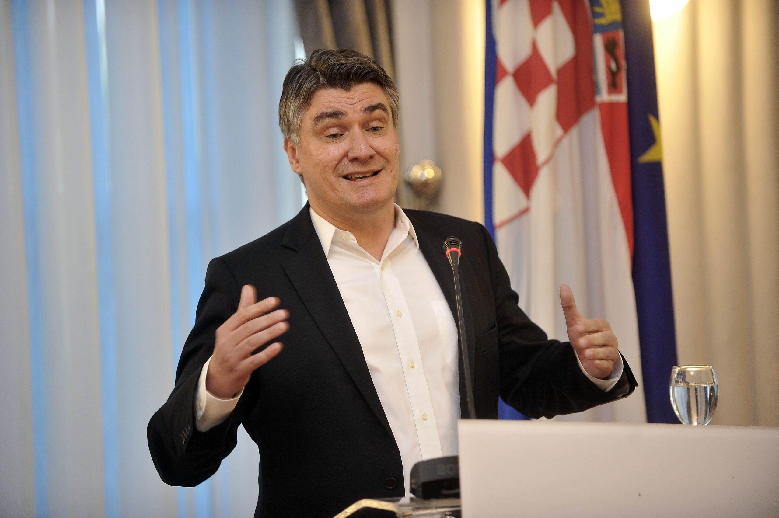Zoran Milanović, Foto. D. KOVAČEVIĆ